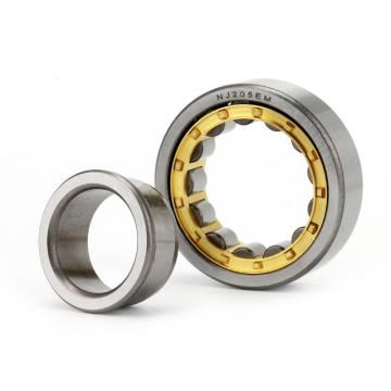 NU2940M Single row cylindrical roller bearings