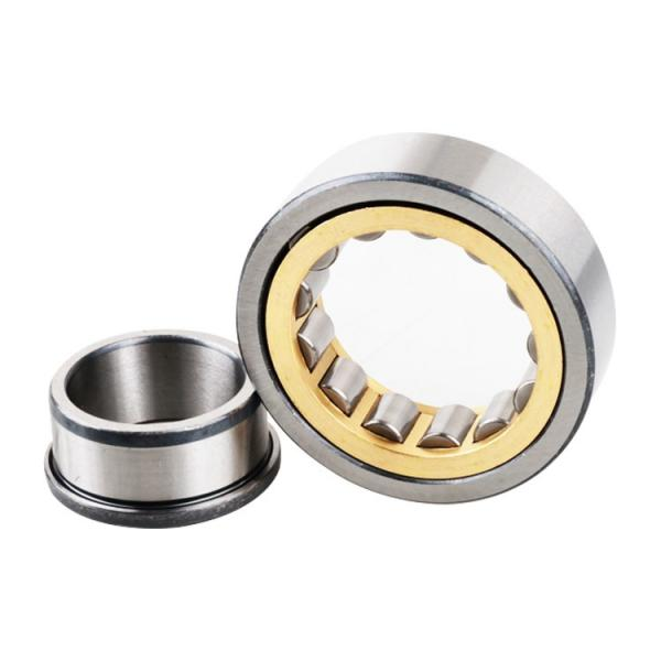 NU2968M Single row cylindrical roller bearings #2 image